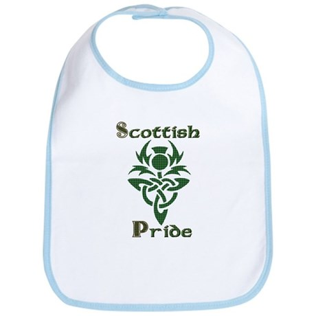 Scottish Pride Bib