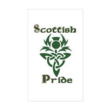 Scottish Pride Rectangle Decal