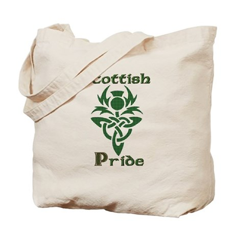 Scottish Pride Tote Bag