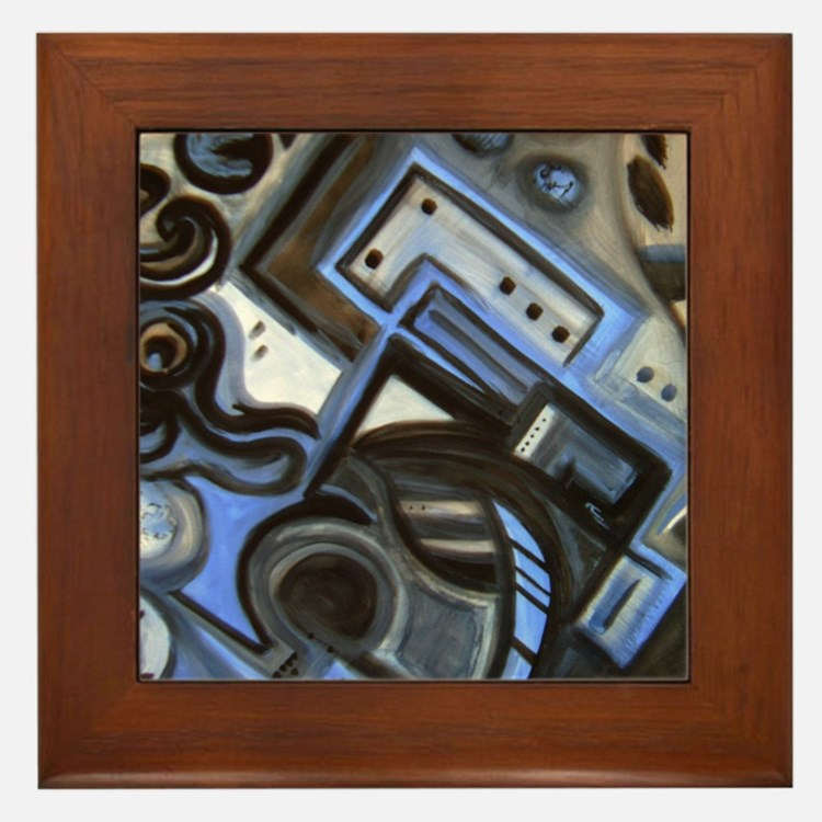 Inside Framed Tile