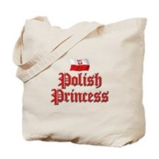 Polish Princess 2 Tote Bag