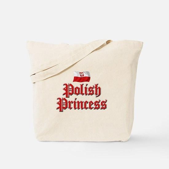 Polish Princess 2 Tote Bag