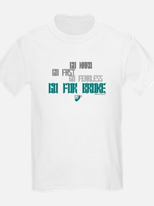 Go For Broke Kids T-Shirt