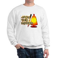 Jack the Ripper in Orange Sweater