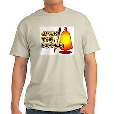 Jack the Ripper in Orange T-Shirt