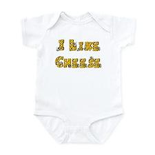 I like Cheese Infant Bodysuit