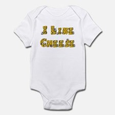 I like Cheese Infant Bodysuit