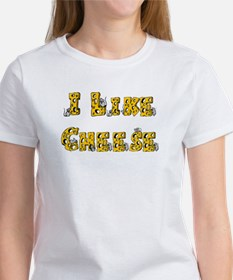 I like Cheese Tee