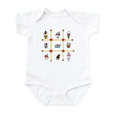 Ice Cream Treats Infant Bodysuit