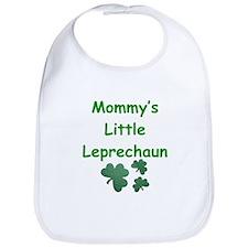 Mommy's Little Leprechaun Bib