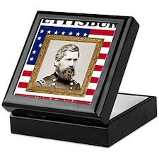 Oliver O. Howard - Gettysburg Keepsake Box