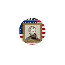 Oliver O. Howard - Gettysburg Mini Button