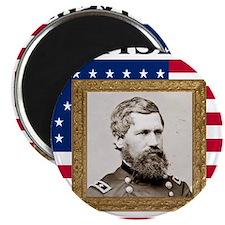 Oliver O. Howard - Gettysburg Magnet