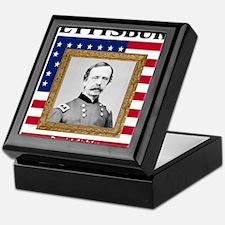 Daniel Sickles - Gettysburg Keepsake Box