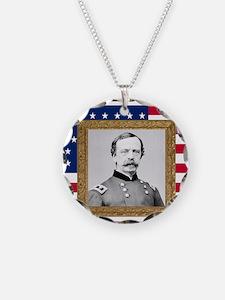 Daniel Sickles - Gettysburg Necklace