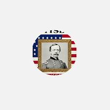 Daniel Sickles - Gettysburg Mini Button