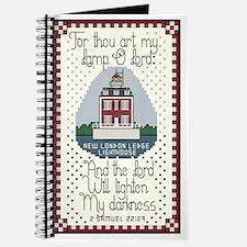 New London Ledge Lighthouse, New London, C Journal