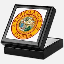 Florida Freemasons Keepsake Box