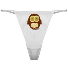 Baby Owl Classic Thong