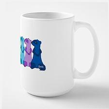 Rainbow Ferrets 3 Mug