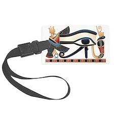 Eye of Horus Luggage Tag