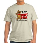 Big Teddy Bear Light T-Shirt