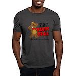 Big Teddy Bear Dark T-Shirt