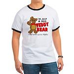 Big Teddy Bear Ringer T