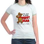 Big Teddy Bear Jr. Ringer T-Shirt