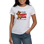 Big Teddy Bear Women's T-Shirt