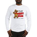 Big Teddy Bear Long Sleeve T-Shirt
