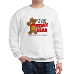 Big Teddy Bear Sweatshirt