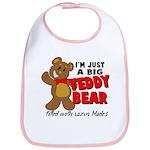 Big Teddy Bear Bib