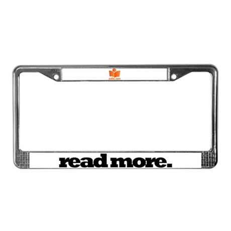 Read More License Plate Frame