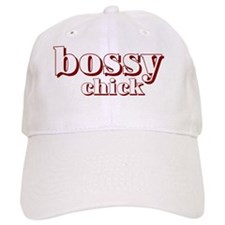 Bossy Chick Baseball Cap