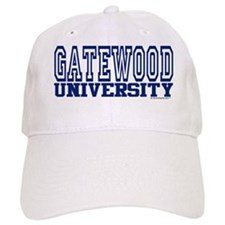 GATEWOOD University Baseball Cap