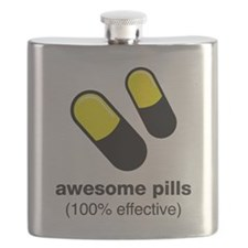 awesome pills 1 Flask