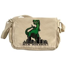 godzilla Messenger Bag