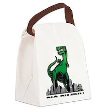 godzilla Canvas Lunch Bag