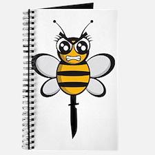 bee knife-stinger Journal