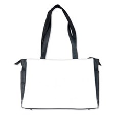 Windy City White Diaper Bag