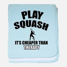 squash cheaper than therapy baby blanket