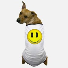 Drooling Happy Face Dog T-Shirt