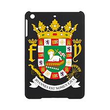 Puerto Rico  Coat of Arms iPad Mini Case