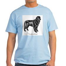 Standing Newf T-Shirt
