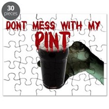 dont mess with my pint Puzzle