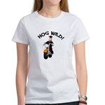 Hog Wild Road Hog Women's T-Shirt
