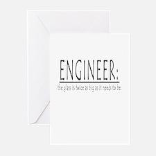 ENGINEER Greeting Cards (Pk of 10)