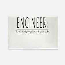 ENGINEER Rectangle Magnet