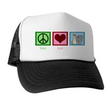 peacelovemidwifewh Trucker Hat